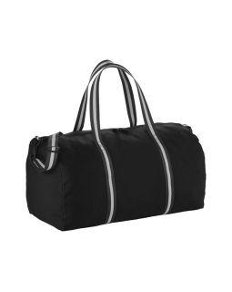 Хлопковая дорожная сумка Weekender, черный