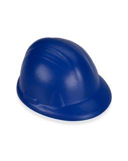 Антистресс Каска, синий