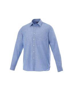 Рубашка Lucky мужская, светло-синий