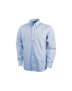 Рубашка Wilshire мужская с длинным рукавом, синий