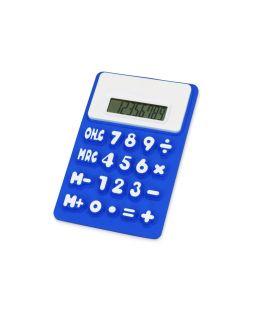 Калькулятор Splitz, ярко-синий