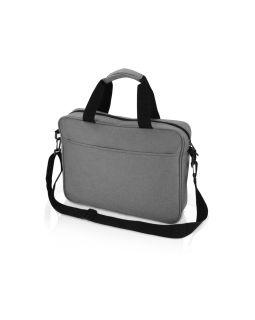 Сумка Янг для ноутбука 13,7, серый