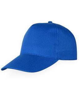 Бейсболка Memphis 5-ти панельная, кл. синий