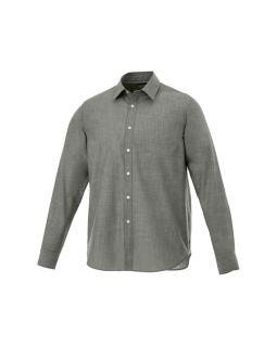 Рубашка Lucky мужская, армейский зеленый