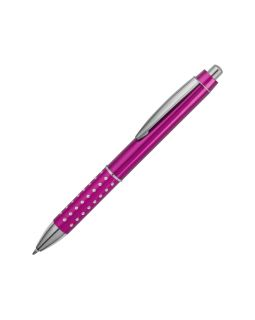 Ручка шариковая Bling, розовый, черные чернила