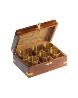 Стаканчики в коробке Набор капитана