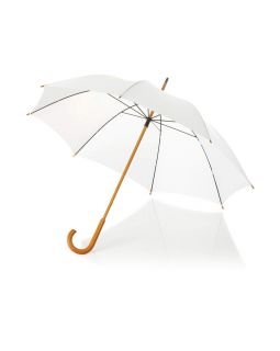 Зонт-трость Jova 23 классический, белый