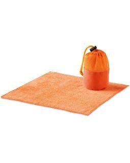 Салфетка Diamond для автомобиля, оранжевый