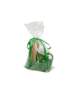 ПодарочныйнаборMattina с кофе,зеленый