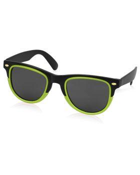 Очки солнцезащитные Rockport, черный/лайм