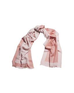 Длинный шарф Bird Pink