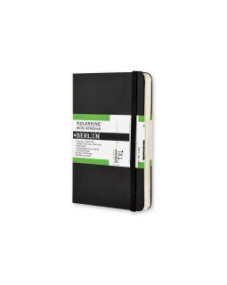 Записная книжка Moleskine City Berlin (Берлин), Pocket (9x14 см), черный