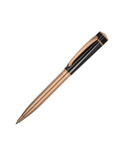 Ручка шариковая William Lloyd, золотистый/черный