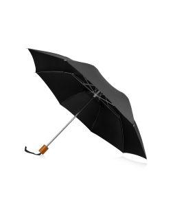 Зонт Oho двухсекционный 20, черный