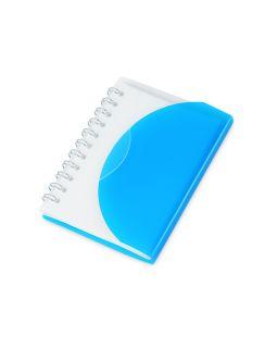 Блокнот А7 Post, синий