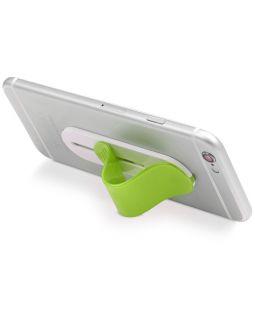 Сжимаемая подставка для смартфона, лайм
