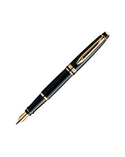 Ручка перьевая Waterman модель Expert 3 Black GT в футляре