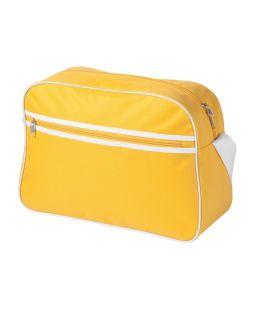 Сумка на плечо Sacramento, желтый/белый
