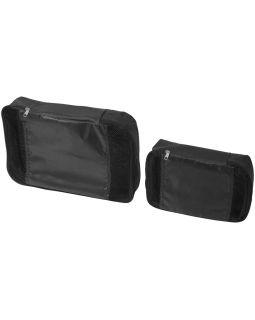 Упаковочные сумки - набор из 2, черный