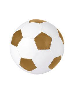 Футбольный мяч Curve, золотой/белый