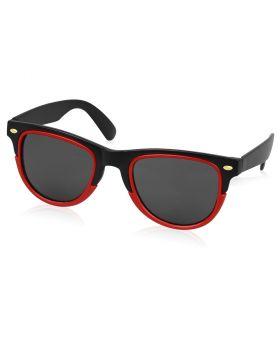 Очки солнцезащитные Rockport, черный/красный