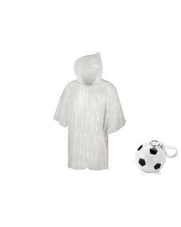 Дождевик в футляре Футбольный мяч