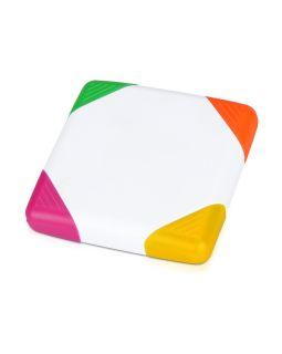 Маркер Квадрат 4-цветный на водной основе