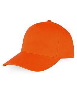 Бейсболка Florida C 5-ти панельная, оранжевый