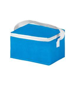 Сумка-холодильник Spectrum, аква/белый