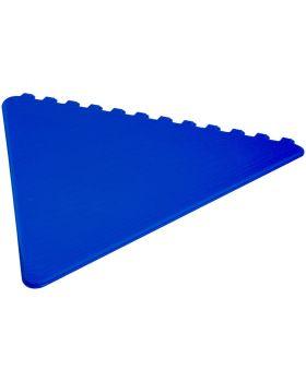 Треугольный скребок Frosty, ярко-синий