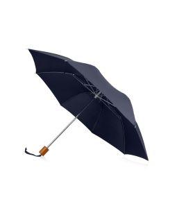 Зонт Oho двухсекционный 20, синий