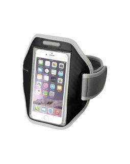 Наручный чехол Gofax для смартфонов с сенсорным экраном, светло-серый