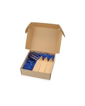 Подарочный набор Tea Trio Superior с тремя видами чая, синий