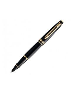 Ручка-роллер Waterman модель Expert 3 Black GT в футляре